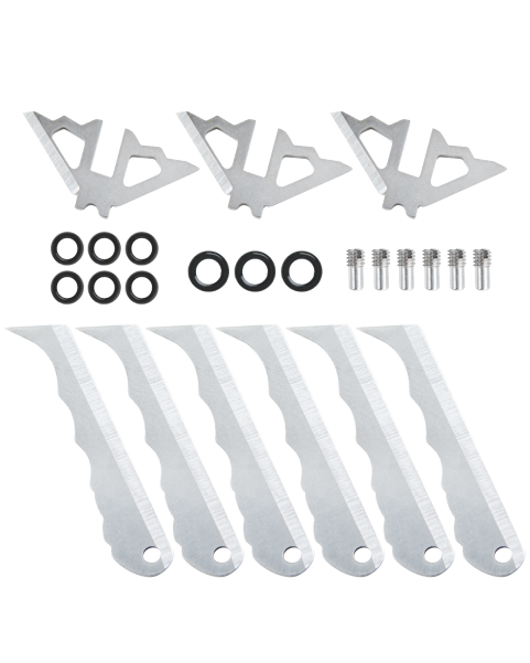 Diamondback Hybrid Replacement Blades (100 GR)