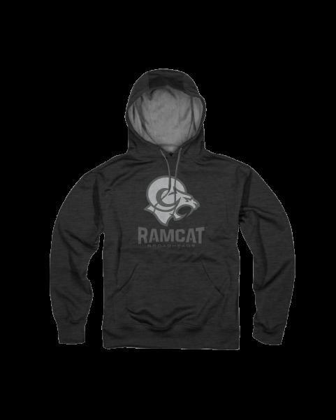 Ramcat Hoodie - Charcoal