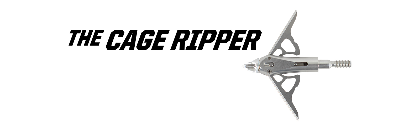 Ramcat Cage Ripper Broadhead Boasts Devastating Design