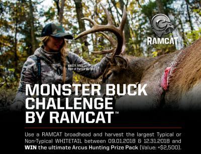 Monster Buck Challenge by Ramcat™